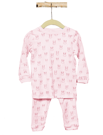 Baby Noomie - Pima Cotton - clothing - girls - boys - baby clothing - girl pajama