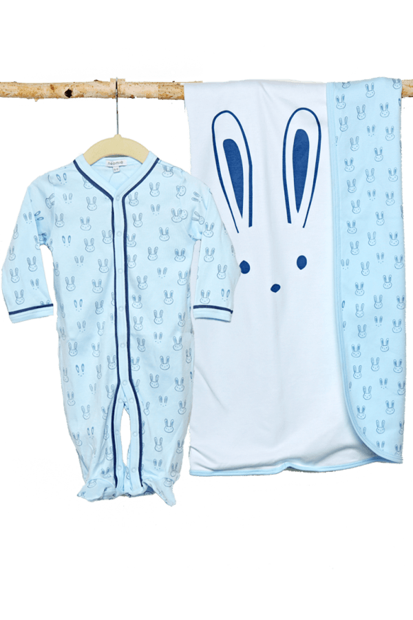 Baby Noomie - Pima Cotton - clothing - girls - boys - baby clothing - baby boy layette