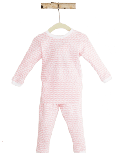 Baby Noomie - Pima Cotton - clothing - girls - boys - baby clothing - baby girl pajama