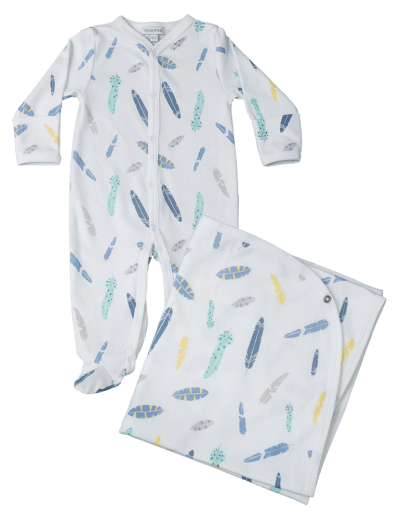 Baby Noomie - Pima Cotton - clothing - girls - boys - baby clothing - baby boy gift set