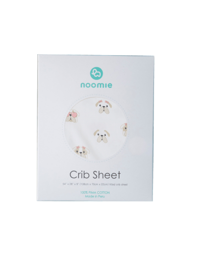 pima cotton crib sheet