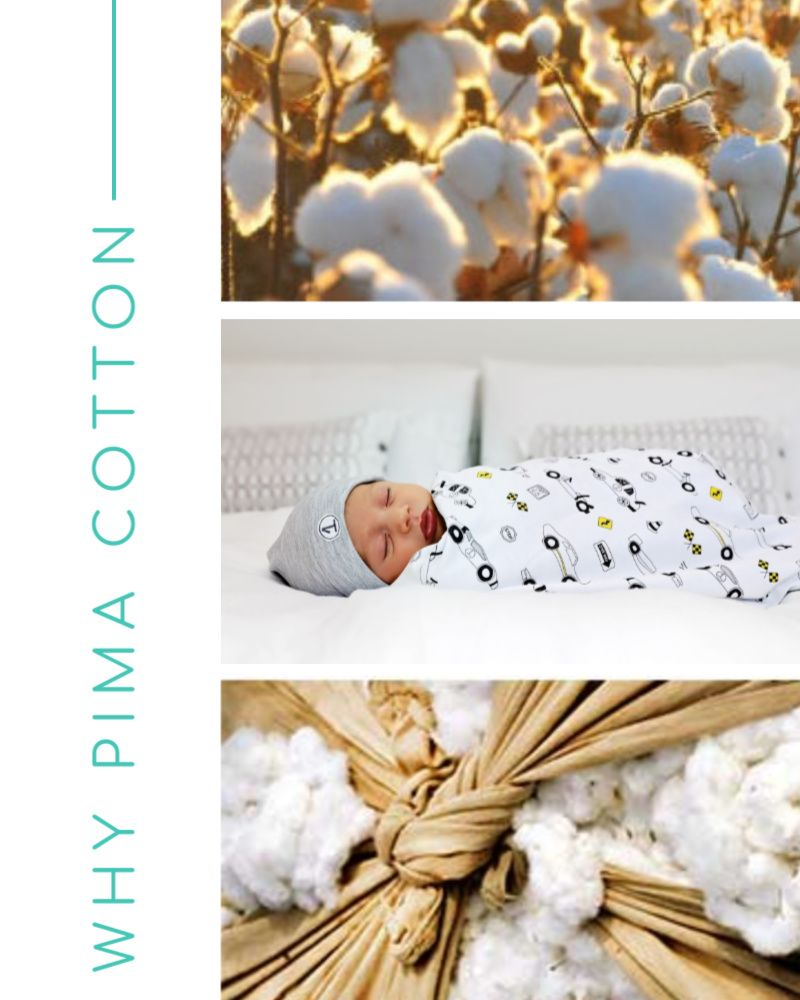 Why We Love Pima Cotton!